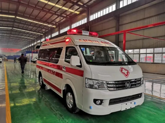 FOTON G9 MOBILE Guardianship-Transport Am