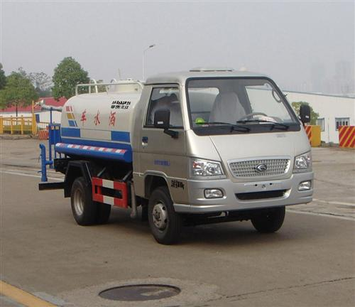 FOTON mini water truck