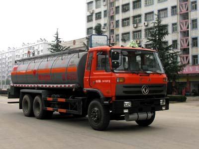 chemical truck