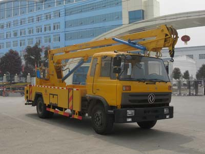 Dongfeng 153 aerial working vehicle
