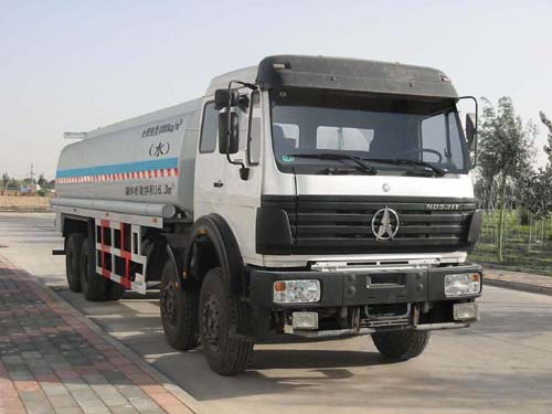 North Benz 8*4 22cbm cistern truck