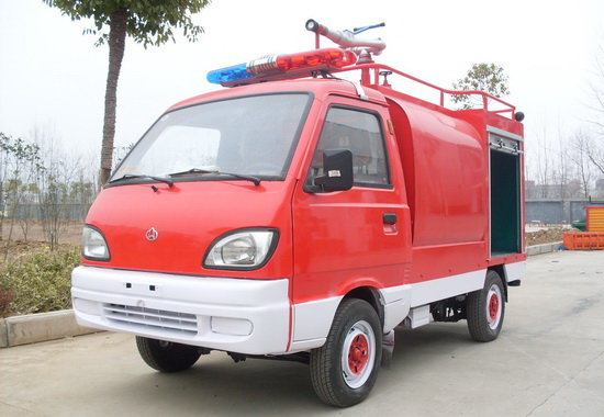 Chang'an mini water fire truck