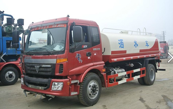 Foton 13000L water truck for sale